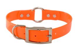 Mendota Pet - Safety Collar - Orange - 1 Inch x 20 Inch