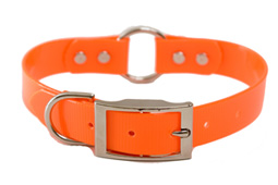 Mendota Pet - Safety Collar - Orange - 1 Inch x 16 Inch