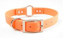 Mendota Pet - DuraSoft Hunt Collar - Orange - 1 Inch x 24 Inch