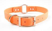 Mendota Pet - DuraSoft Hunt Collar - Orange - 1 Inch x 22 Inch