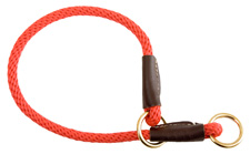 Mendota Pet - Command/Slip Collar - Red - 24 Inch