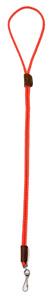 Mendota Pet - Whistle Lanyard, Single - Red