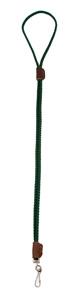 Mendota Pet - Whistle Lanyard, Single - Green
