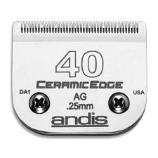 Andis - Ceramic Edge Blade - Size 40 AG