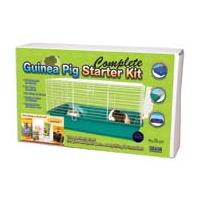 Ware Mfg - Hsh Sunseed Guinea Pig Starter Kit - 28 x 17 x 15.5