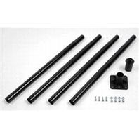 Heritage Farms - Universal Pole Kit - Black - 72 Inch