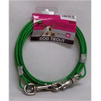 Cider Mill - Dog Tie Out - Green - 30 Feet