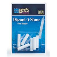 Lee's Aquarium And Pet - Discard-A-Stones Fine Diffusair - 6 Pack