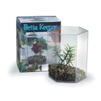 Lee's Aquarium And Pet - Betta Keeper With Lid - Small