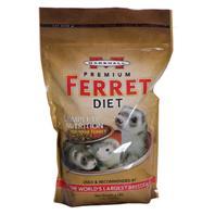 Marshall Pet - Premium Ferret Diet - 4 Lb