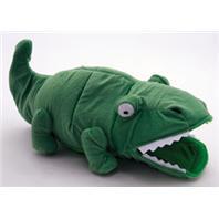 Marshall Pet - Alligator Hide-N-Sleep - Green