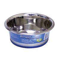 Our Pets - Durapet Bowl - Stainless Steel - 0.75 Pint