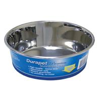 Our Pets - Durapet Bowl - Stainless Steel - 2 Quart