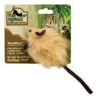Our Pets - Play-N-Squeak Wooly Mouse