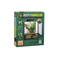 Zoo Med - Reptibreeze Screen Cage - BLACK SMALL