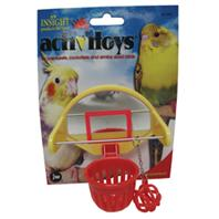 JW Pet - Birdie Basketball Toy