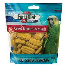 Kaytee Products - Forti-Diet Pro Health Parrot Biscuits - 10 oz
