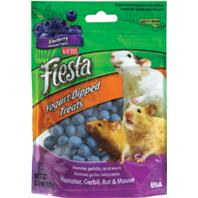 Kaytee Products - Fiesta Yogurt Dipped Treats - Blueberry - 3.5 oz