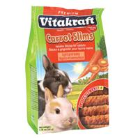 Vitakraft - Carrot Slims for Rabbits - 1.76 oz