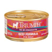 Triumph Pet - Triumph Can Food - Beef - 5.5 oz