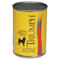 Triumph Pet - Triumph Can Food - Chicken - 13.2 oz
