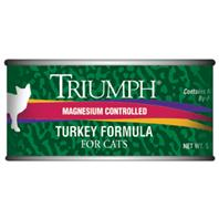Triumph Pet - Canned Cat Food - Turkey - 5.5 oz