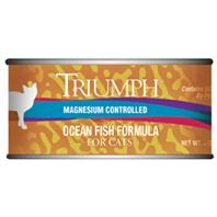 Triumph Pet - Canned Cat Food - Ocean Fish - 3 oz