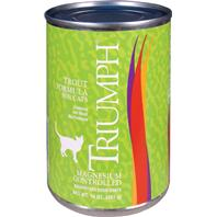 Triumph Pet - Canned Cat Food - Trout - 13.2 oz