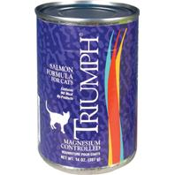 Triumph Pet - Canned Cat Food - Salmon - 13 oz