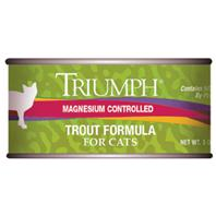 Triumph Pet - Canned Cat Food - Trout - 5.5 oz