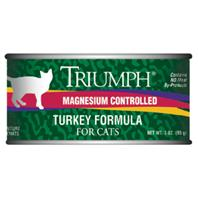 Triumph Pet - Canned Cat Food - Turkey - 3 oz