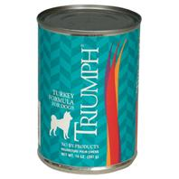 Triumph Pet - Triumph Canned Dog Food - Turkey - 13.2 oz