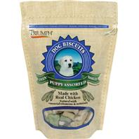 Triumph Pet - Assorted Puppy and Training Natural Biscuits - 24 oz