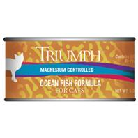 Triumph Pet - Canned Cat Food - Ocean Fish - 5.5 oz
