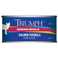 Triumph Pet - Canned Cat Food - Salmon - 5.5 oz