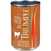 Triumph Pet - Canned Cat Food - Chicken/Liver - 13.2 oz