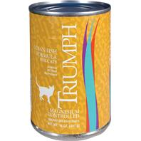 Triumph Pet - Canned Cat Food - Ocean Fish - 13.2 oz