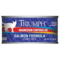 Triumph Pet - Canned Cat Food - Salmon - 3 oz