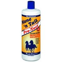 Straight Arrow Products - Mane N Tail Pro-Tect Medicated  Shampoo - 32 oz