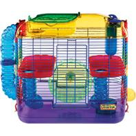 Super Pet - CritterTrail Two Level Habitat - 20X11.5X11 Inch