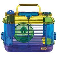 Super Pet - CritterTrail Portable Petite Habitat - Multi - 13X8X9.25 Inch