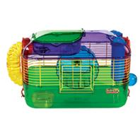 Super Pet - CritterTrail One Level Habitat - 20X11.5X11 Inch