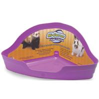 Super Pet - Hi-Corner Litter Pan - Large