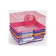 Prevue Pet Products - 1 Story Basic Hamster and Gerbil Cage - 14 x 11 x 8.75 Inch