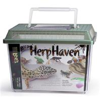 Lee's Aquarium And Pet - Herpharven Rectangle - Small