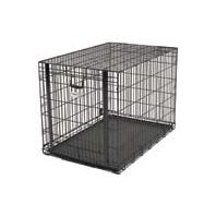 Midwest Container - Ovation Crate W/ Up & Away Door - 43 X 29 X 31 Inch