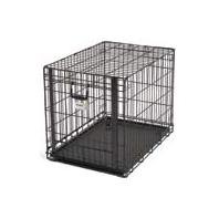 Midwest Container - Ovation Crate W/ Up & Away Door - 31 X 22 X 24 Inch