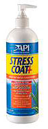 Aquarium Pharmaceuticals - Stress Coat with Pump -  16 OUNCE