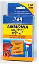 Aquarium Pharmaceuticals - Fresh & Saltwater Ammonia Test Kit - 2X37ML