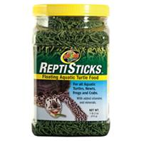 Zoo Med - Reptisticks Floating Aquatic Turtle Food - 1.2 POUND